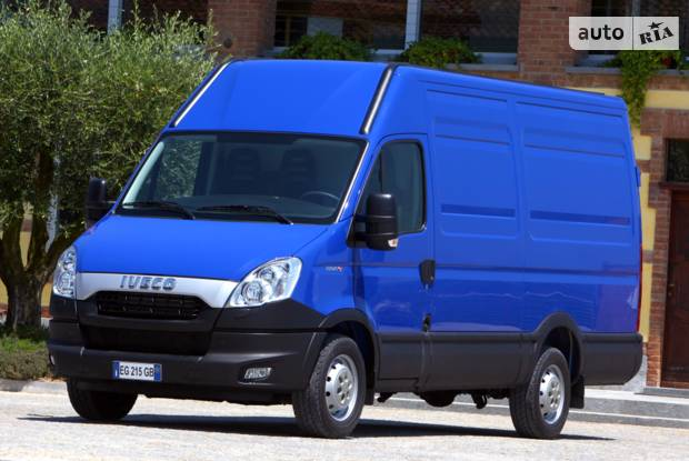 Iveco Daily груз. 5 поколение Фургон