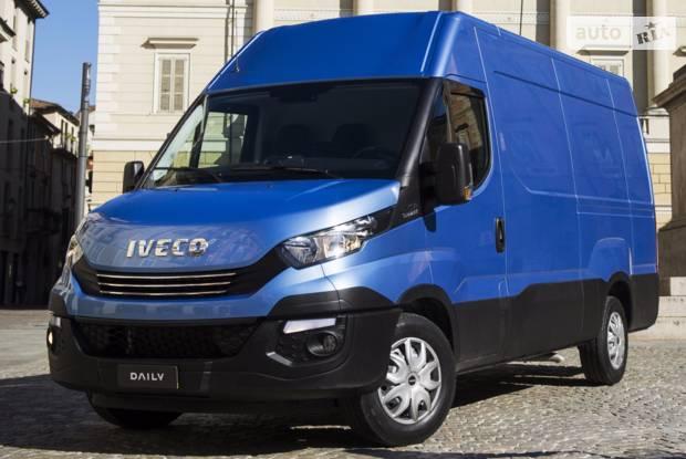 Iveco Daily груз. 6 поколение (рестайлинг) Фургон