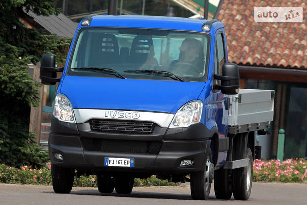Iveco Daily груз. 5 поколение Вантажівка