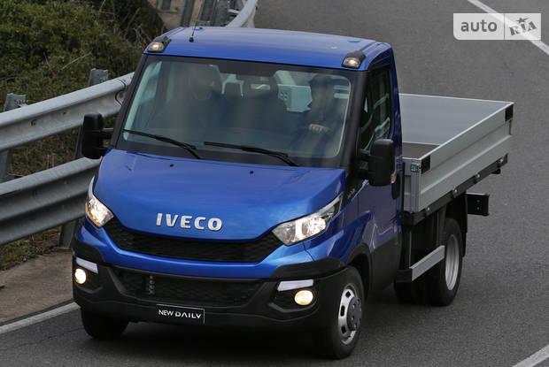 Iveco Daily груз. 6 поколение Вантажівка