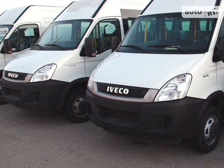 Iveco Daily пасс. 1993