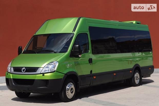 Iveco Daily пасс. V поколение Мікроавтобус