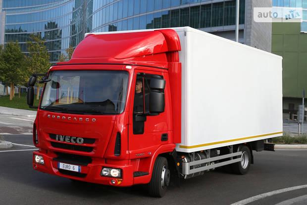Iveco EuroCargo 3-е поколение Вантажівка