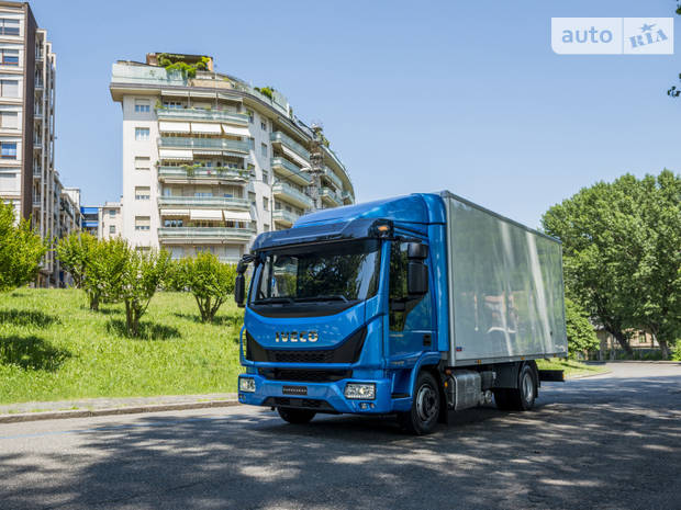 Iveco EuroCargo 4-е поколение Вантажівка