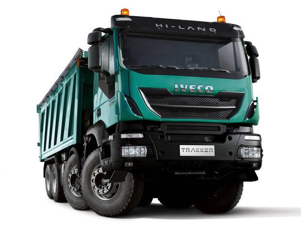 Iveco Trakker 3-е поколение Самосвал