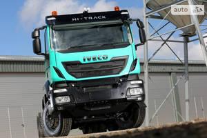 Iveco trakker 3-е поколение Тягач