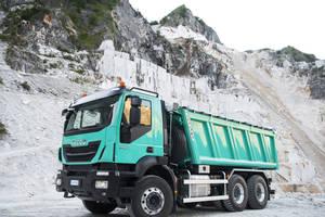 Iveco trakker 3-е поколение Грузовик