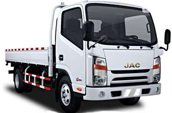 JAC N Series Luxury 2019