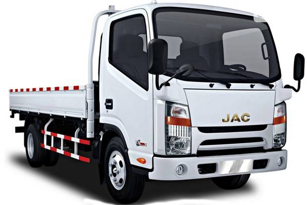 JAC N Series Luxury