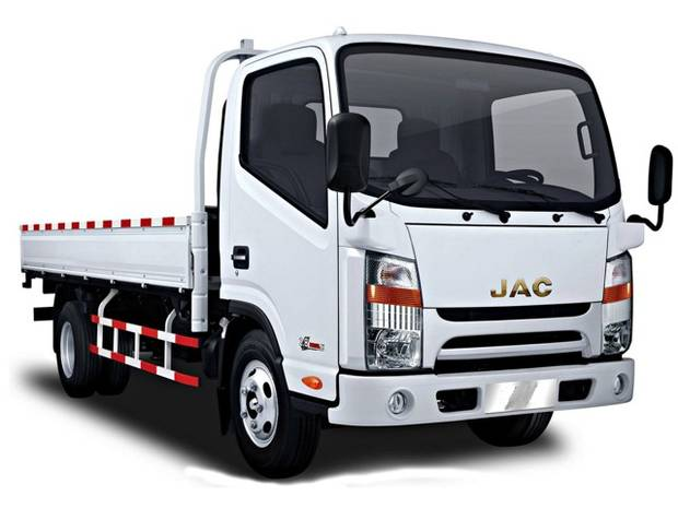 JAC N Series Luxury