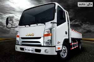 JAC n-series II поколение Борт