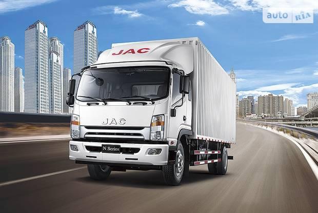 JAC N Series II поколение Вантажівка