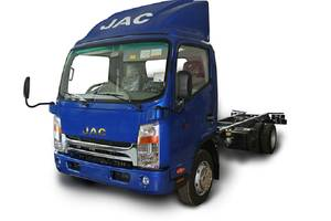 JAC n-series II поколение Шасси