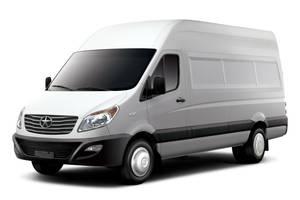 JAC sunray 1-е поколение Фургон