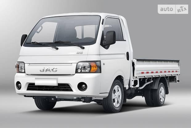 JAC X200 1-е поколение Борт