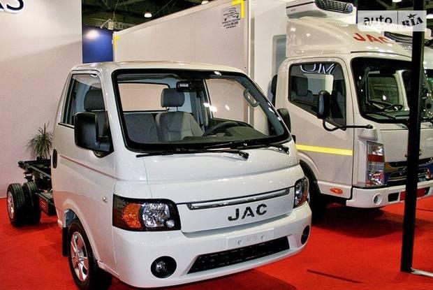 JAC X200 1-е поколение Шассі
