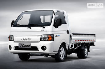 JAC X200 Шасси (136 л.с.) 2017