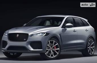 Jaguar F-Pace 3.0D AT (302 л.с.) 2016