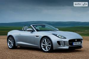 Jaguar f-type І поколение Родстер