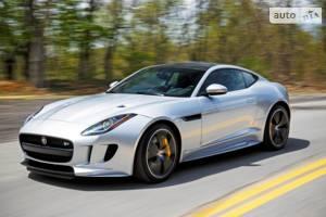 Jaguar f-type І поколение Купе
