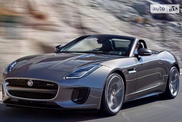 Jaguar F-Type І поколение (рестайлинг) Родстер