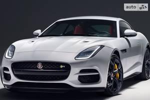 Jaguar f-type І поколение (рестайлинг) Купе