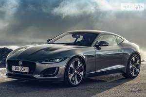 Jaguar f-type І поколение (2 рестайлинг) Купе