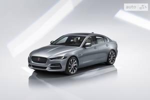 Jaguar xe 1 поколение (рестайлинг) Седан