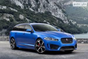 Jaguar xf X260 Универсал
