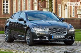 Jaguar XJ 3.0 AT (340 л.с.) LWB AWD Premium Luxury 2017