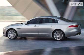 Jaguar XF 2.0D i4 АT (300 л.с.) 2020