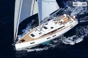 Jeanneau 51 1-е поколение Яхта