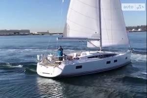 Jeanneau 54 1-е поколение Вітрильне судно
