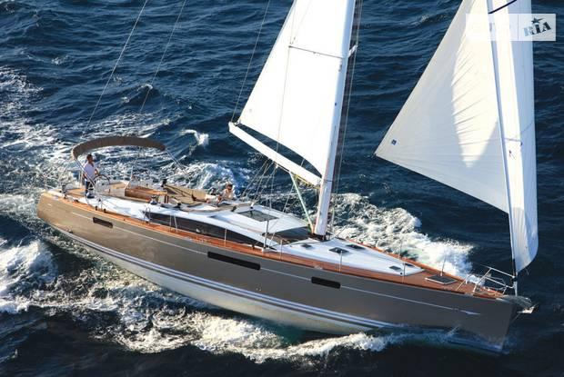 Jeanneau 57 1-е поколение Вітрильне судно