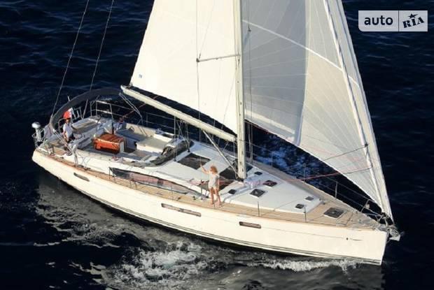 Jeanneau 58 1-е поколение Яхта
