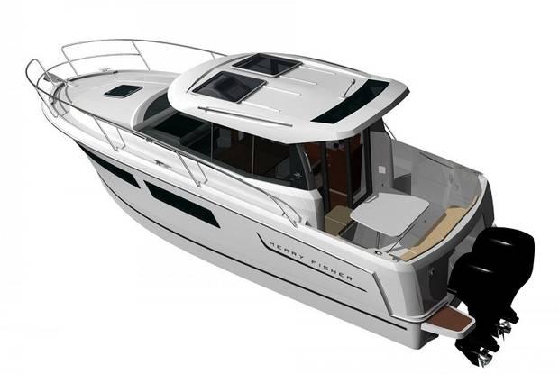 Jeanneau Merry Fisher 2-е поколение Яхта