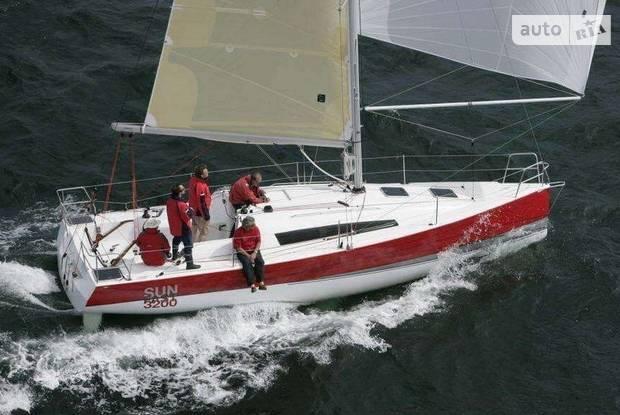Jeanneau Sun Fast 1-е поколение Човен