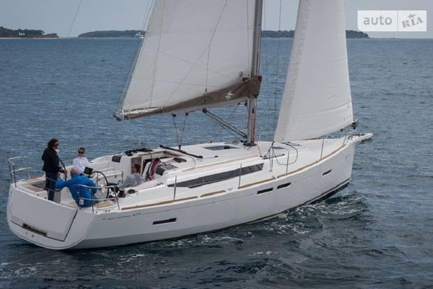 Jeanneau Sun Odyssey 1-е поколение Яхта