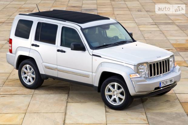 Jeep Cherokee KK Позашляховик