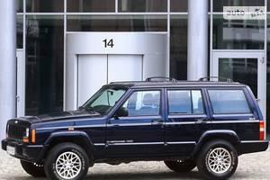 Jeep cherokee XJ рестайлинг Внедорожник