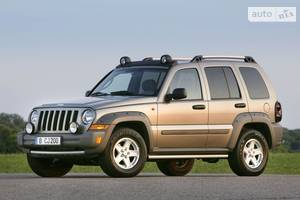 Jeep cherokee KJ рестайлинг Внедорожник