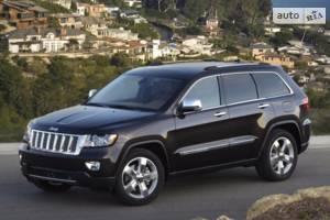 Jeep grand-cherokee WK2 Внедорожник