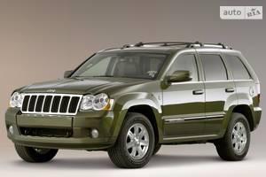 Jeep grand-cherokee WK (рестайлинг) Позашляховик