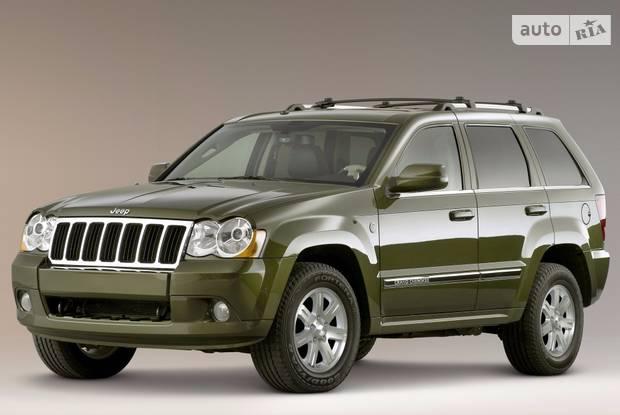 Jeep Grand Cherokee WK (рестайлинг) Внедорожник