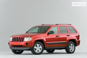 Jeep grand-cherokee WK Позашляховик