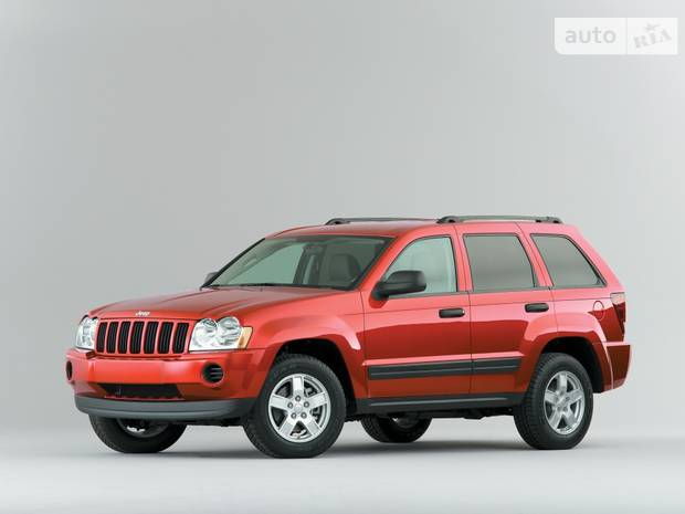 Jeep Grand Cherokee WK Внедорожник