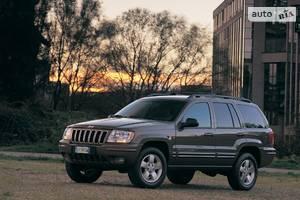 Jeep grand-cherokee WJ Позашляховик