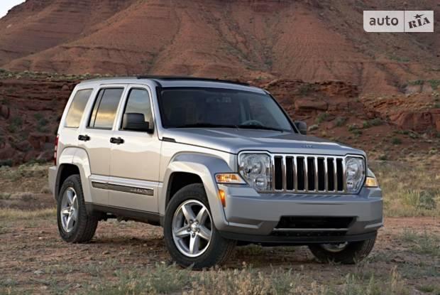 Jeep Liberty KK Позашляховик