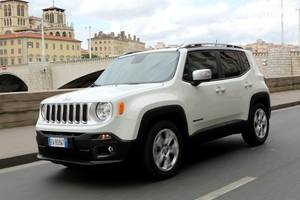 Jeep renegade BU Кросовер