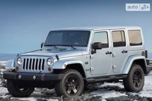 Jeep wrangler JK Внедорожник